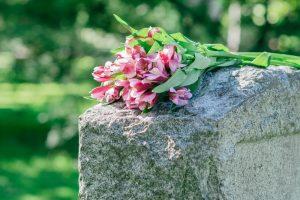 To illustrate cemetery needs